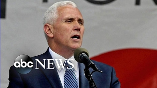 Mike Pence: First VP to Address March for Life