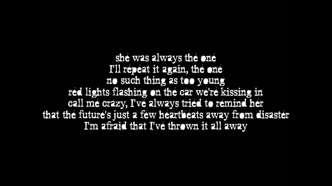 Kissing In Cars(Lyrics-HD)