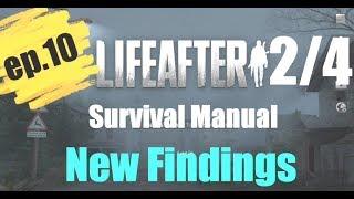 Life After ep.11  Survival Manual  หน้า2/4  New Findings  อัพเป๋า-  Pet Skill เลือกอาชีพให้น้องหมา
