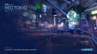 Rocket league ps4 game play