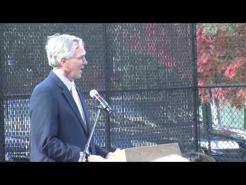 Dick Mulkern Sport Court Dedication Ceremony: FULL VERSION
