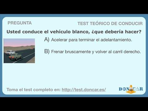 Preguntas Del Examen Teorico De Conducir 2 By Doncar