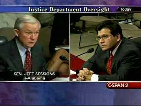 Senate Judiciary Committee w/Alberto Gonzales-7/24/07 Pt17
