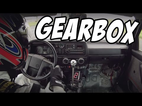 Sequential Gearbox Compilation | Track - Rally