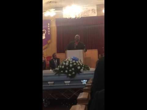 Pastor Ricky Bell
