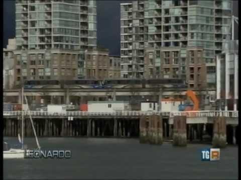 Vancouver in Canada un esempio di metropoli green TG3 Leonardo 2012 03 22.wmv