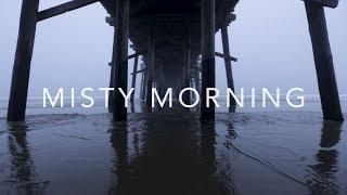 Living Landscape   Misty Morning Pier