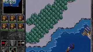 Warcraft2 Южнобережный миссия 03 за альянс