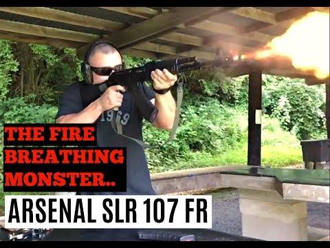 ARSENAL SLR 107 FR (first impressions)