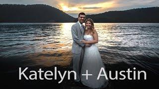 Katelyn & Austin- Williamsport Videographer-  Raystown Lake,  Huntingdon County, PA