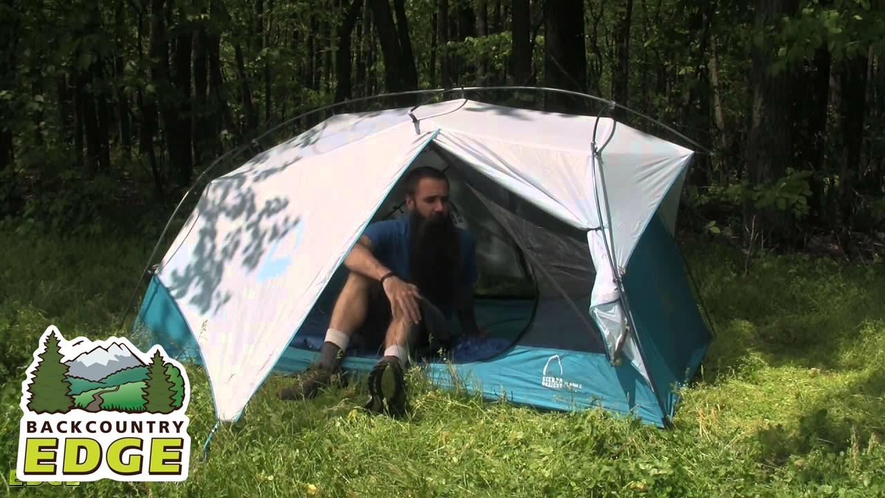 Sierra Designs Flash Backpacking Tents & Sierra Designs Flash Backpacking Tents - YouTube