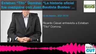 La historia oficial fue mezquina con Juan Bautista Bustos: lo ninguneó