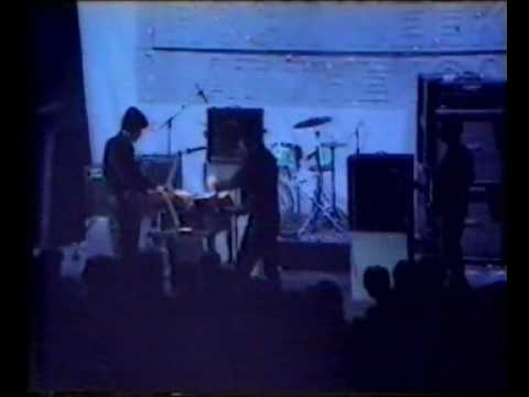 Boyd Rice and Frank Tovey - live