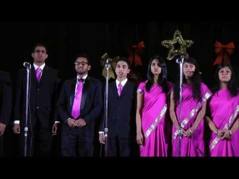 Youth Choir @ Toronto Ecumenical Christmas Carols 2013