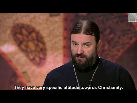 Russian Priest Explains Why Westerners Are Converting To Orthodox Christianity
