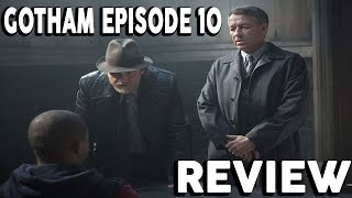 "Gotham Season 1 - Episode 10 ""Lovecraft"" Review"