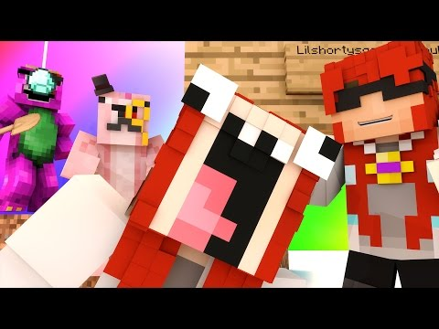 Minecraft Mini-Game : DO NOT LAUGH! (ROSS' CONFUSING STORY?!) w/ Facecam