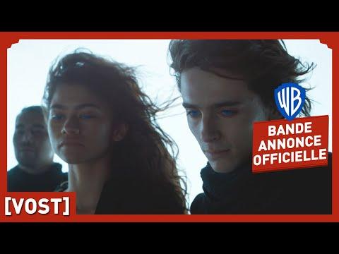 Dune - Bande-Annonce Officielle (VOSTFR) - Denis Villeneuve, Timothée Chalamet