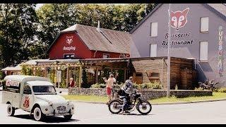 Tour de Luxembourg  Historische Motorräder Juni 6-8, 2014