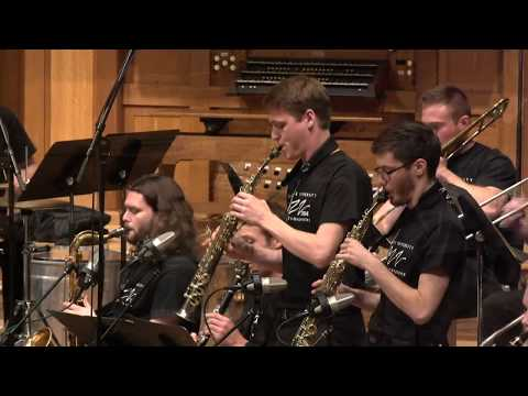Black Bottom Stomp - Lawrence University Jazz Ensemble - 11.05.16