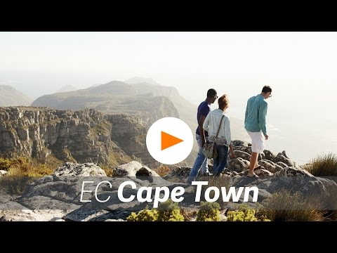 Learn English in Cape Town, South Africa with EC English Language Centres