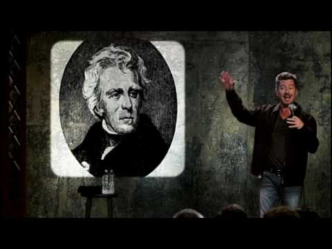 Andrew Jackson Was An American Hillbilly Bad@$$ (And We Love It!!)