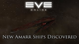 Eve Online: 3 New Amarr Ships | Soon™