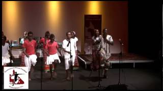 Eritrea cultural group performed @ African Talent Show 2012