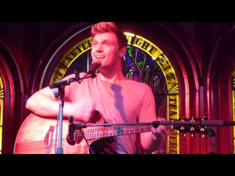 Nick Carter Acoustic Dinner 10/23 Miami- I...