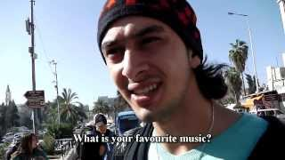 palestinians: what kind of music do you like?