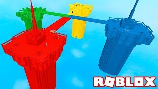 🔥 in a GAME of MORE PEOPLE than JAILBREAK! | ROBLOX