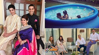 Akshay Kumar House Inside & Outside View Photos with Family