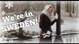 A Christmas Wonderland in SWEDEN!   |   Fashion Mumblr Vlogmas Day 15