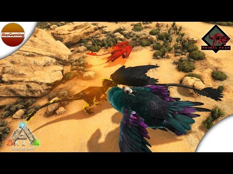 Σκοτώνουμε Origin bosses. ARK Scorched Fear E14 (Greek gameplay)