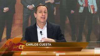 Carlos Cuesta: A Falconetti le da igual que España se destruya si él sigue en la Moncloa
