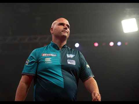 """Rob Cross after opening Grand Slam win: """"It's just a matter of time before I hit my 'A' game again"""""""