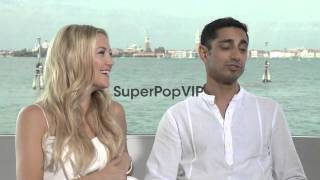 INTERVIEW: Kate Hudson, Riz Ahmed on what it was like on ...