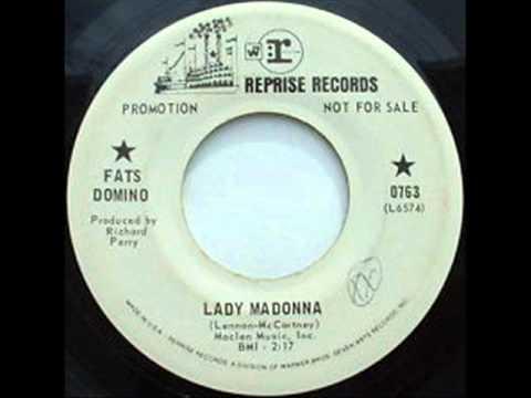 Fats Domino - Lady Madonna (1968)
