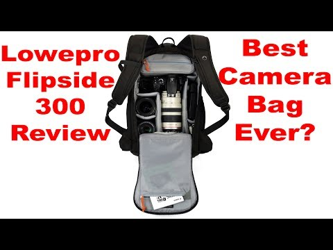 Lowepro Flipside 300 Camera Bag Review