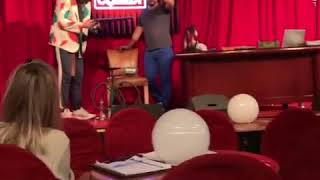 Гарик Харламов показал убогую студию Comedy Club