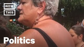 White Woman Echoes Trump in Racist Sesame Place Incident | NowThis