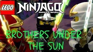 Ninjago Tribute Brothers Under The Sun Bryan Adams HD