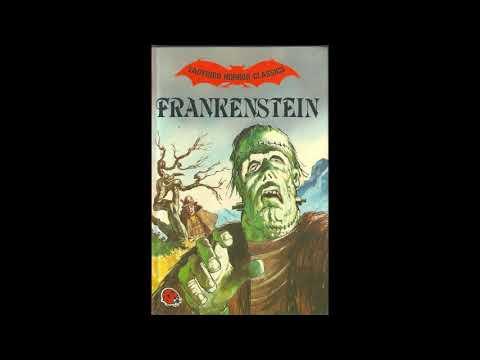 Frankenstein   Ladybird Horror Classics