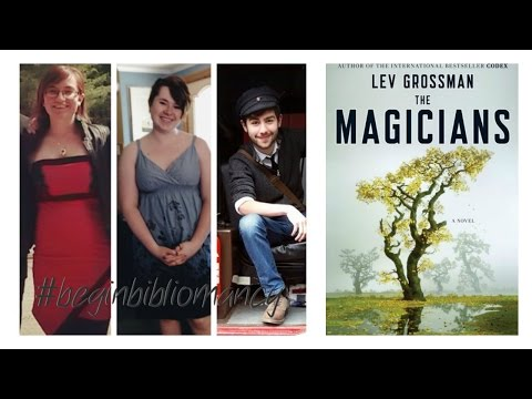 Bibliomancy for Beginners: New Years Special!  The Magicians by Lev Grossman