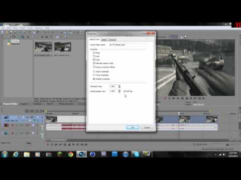 Vegas Pro 14 - Professional Slow & Fast Motion Effect [Tutorial]*.