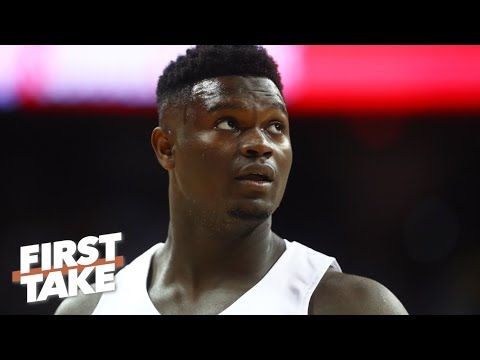 'I'm always concerned about Zion's health' – Max Kellerman   First Take