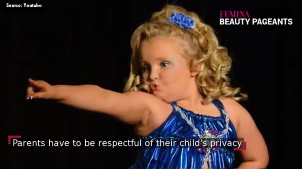 Opposite. The little girls bikini controversy possible and