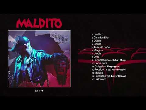 Costa - 12.POSEIDÓN feat NATOS Y WAOR - Maldito