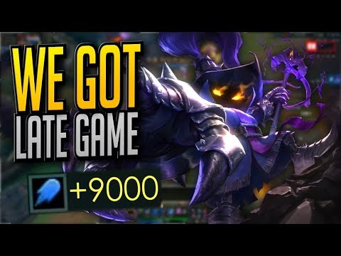 Never Surrender With Veigar On Your Team! - Dopa's Stream Highlights (Translated)