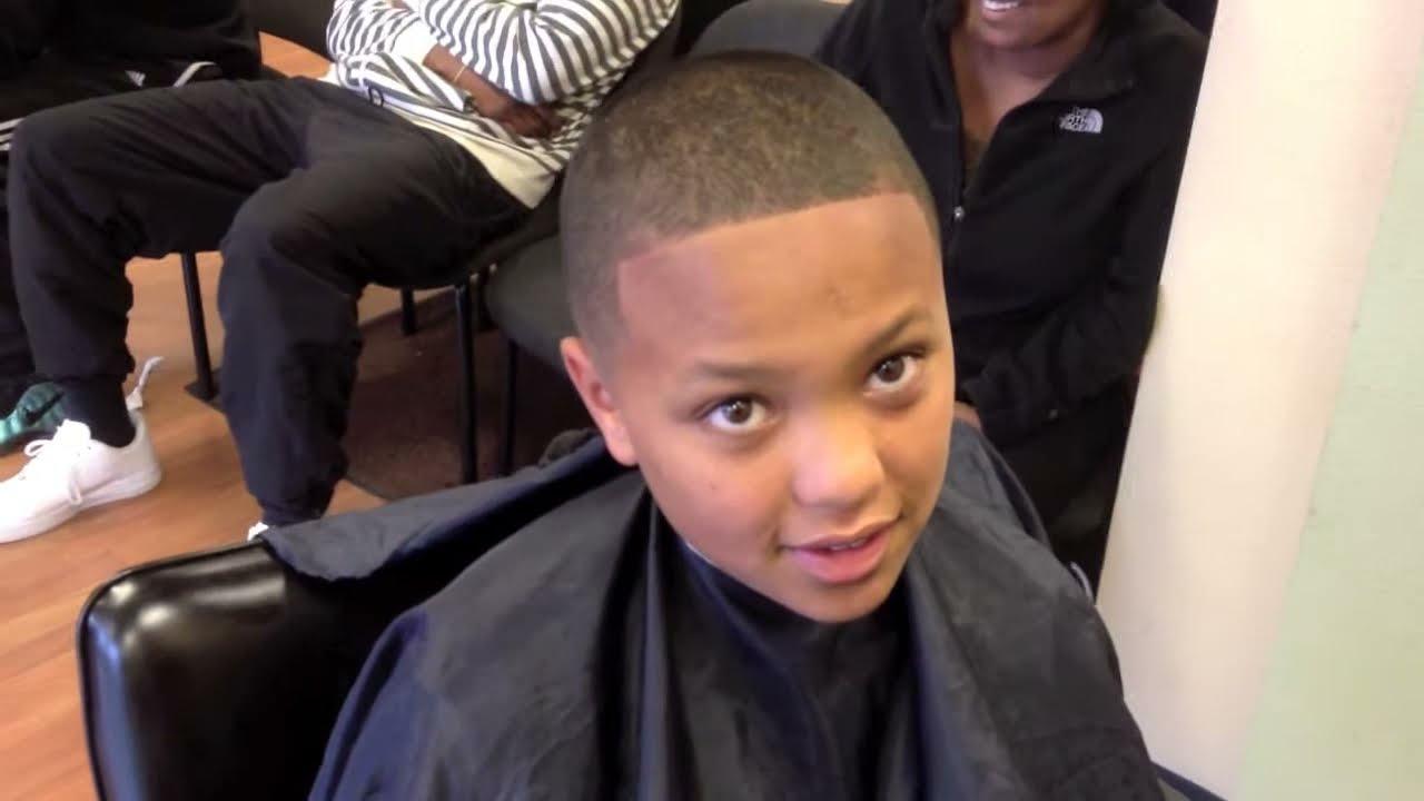 Barber star haircut designs